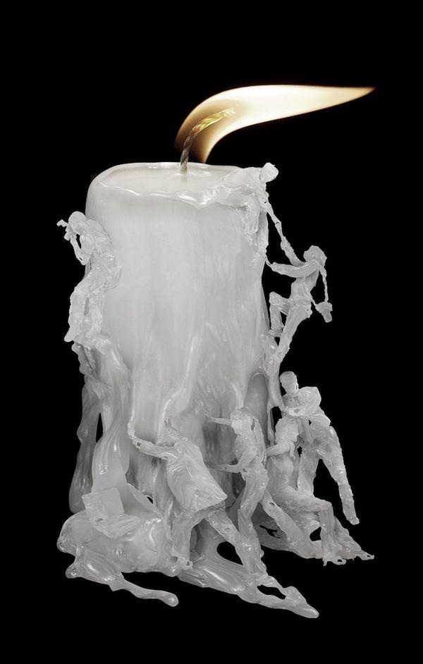 Скульптура из воска