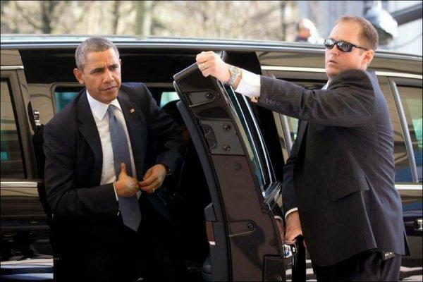 Машина Обамы