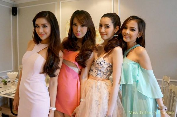 Красотка Из Тайланда