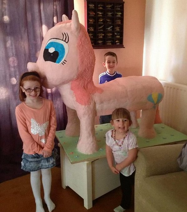 Торт My Little Pony