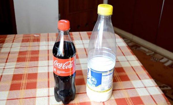 Молоко и Кола
