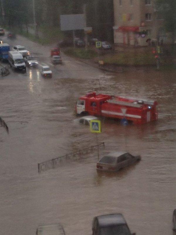 Потоп в Смоленске
