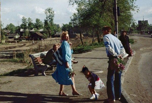 СССР 1991 года