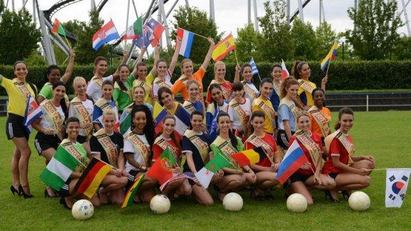 Мисс Чемпионат мира 2014