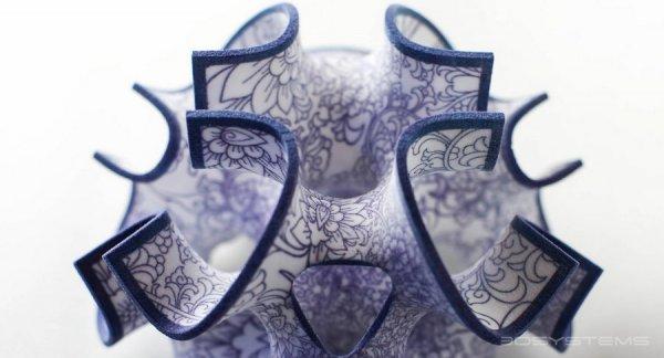 Напечатанные 3D фигуры из сахара