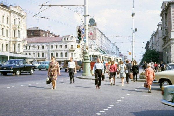 Москва 1968