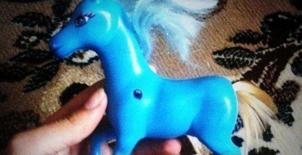 Хвост коня