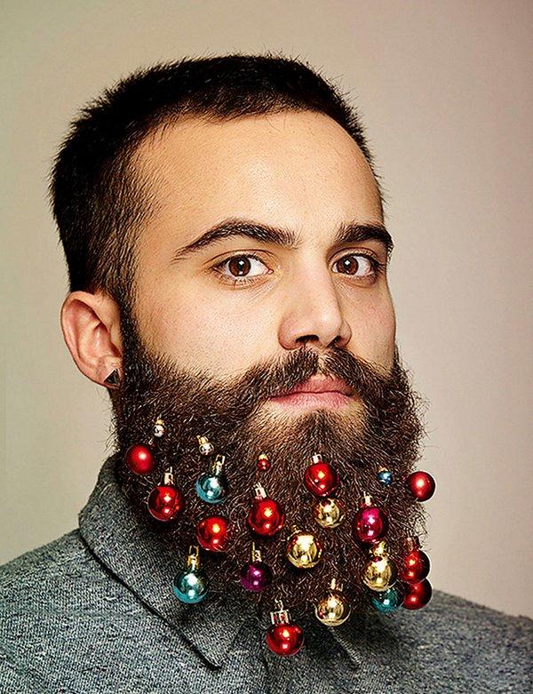 Борода как елка