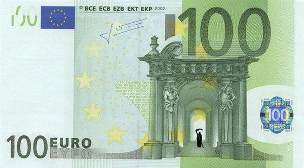 Рисунки на евро