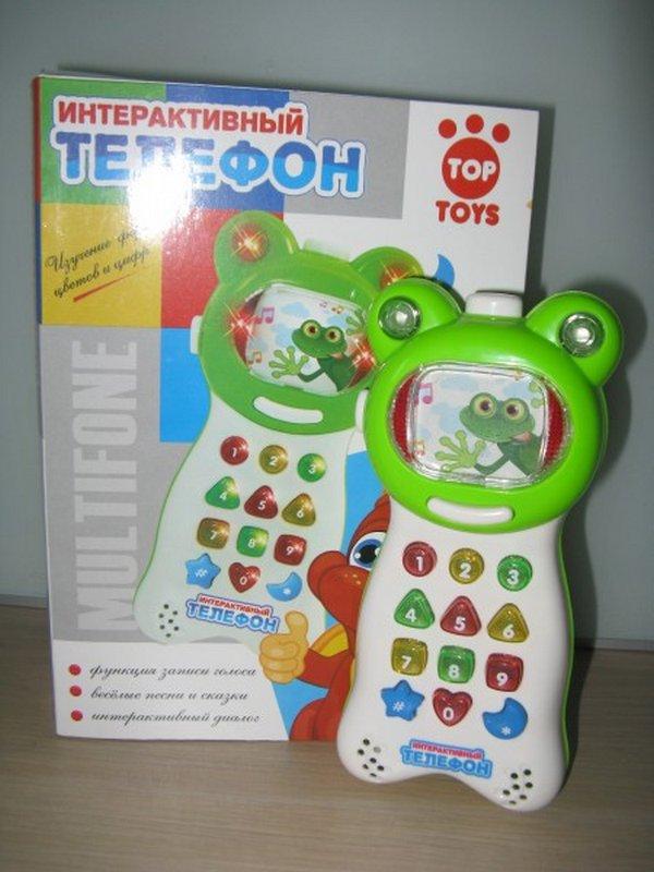 Говорим по телефону