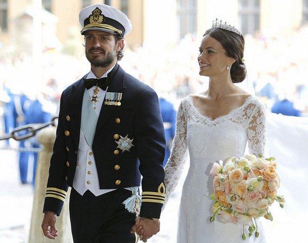 Свадьба принца шведского