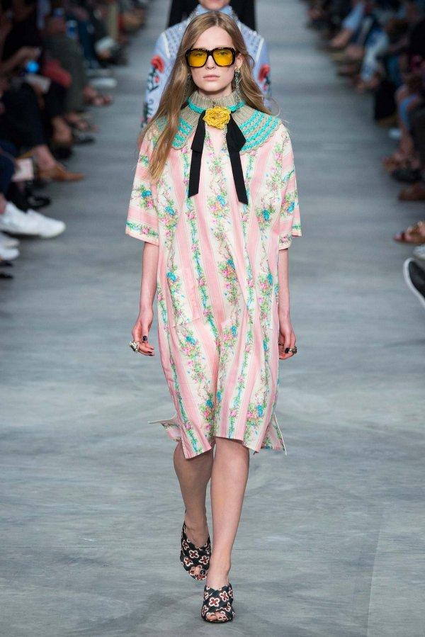 Gucci весна-лето 2016