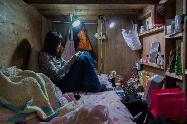 Маленькие японские комнаты