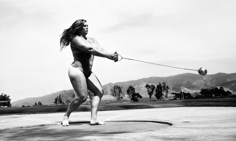Фото атлеток голых 22 фотография