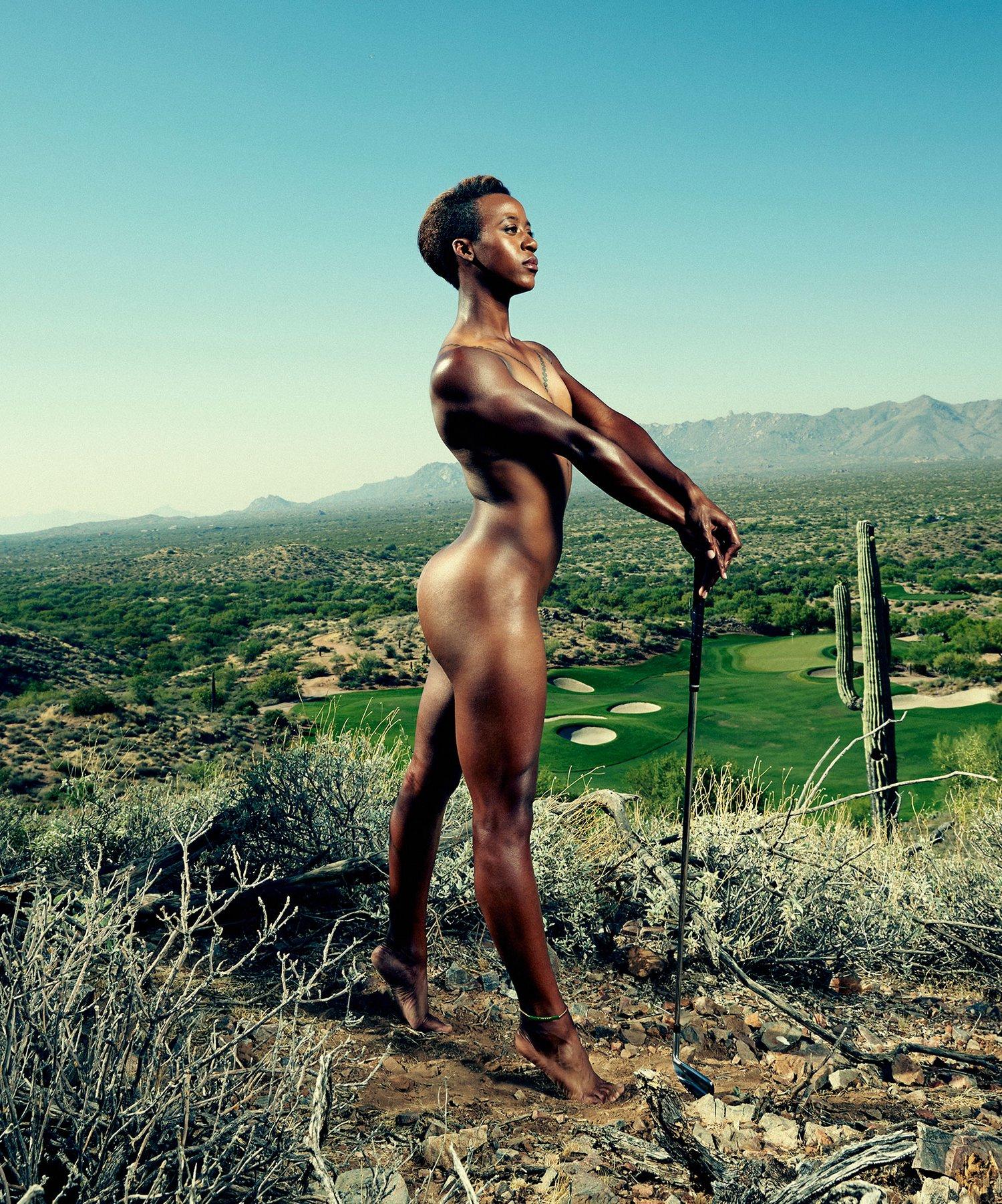 Фото атлеток голых 12 фотография