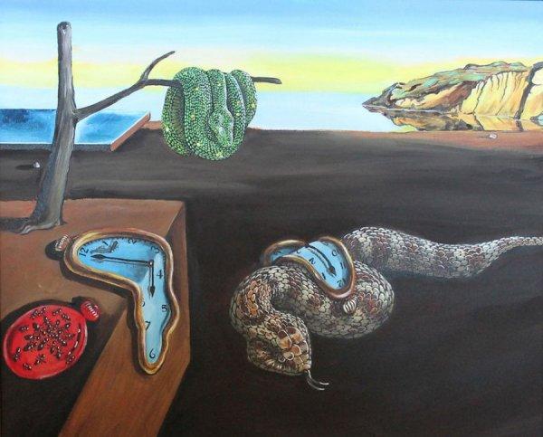 Змеи на картинках