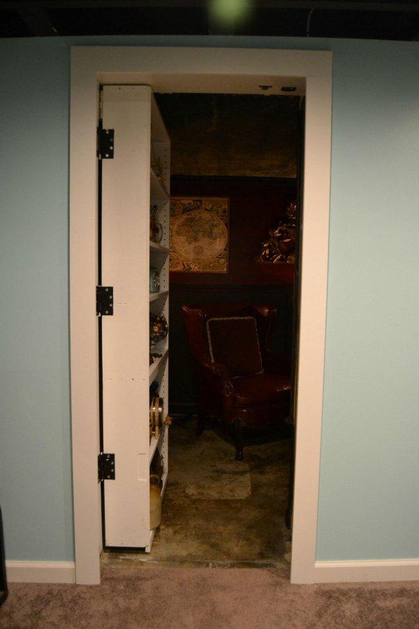 Секретная комната