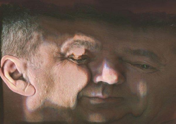 Скан лица