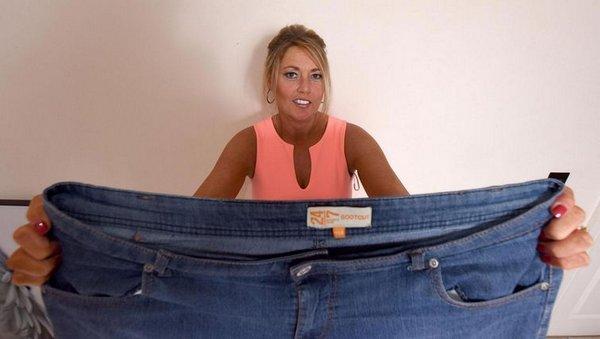 Похудела на 30 кило