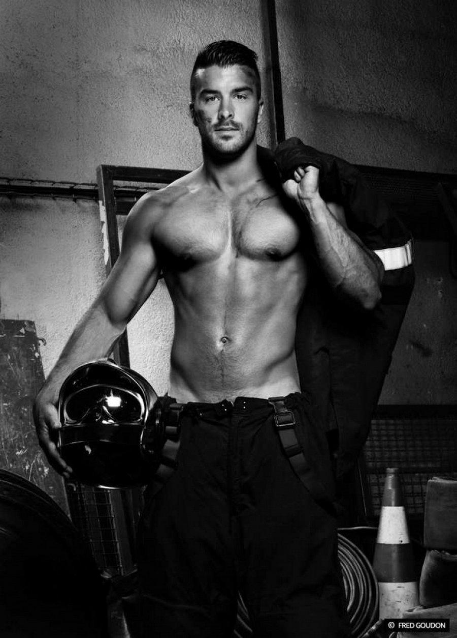 Секс с пожарникам 10 фотография