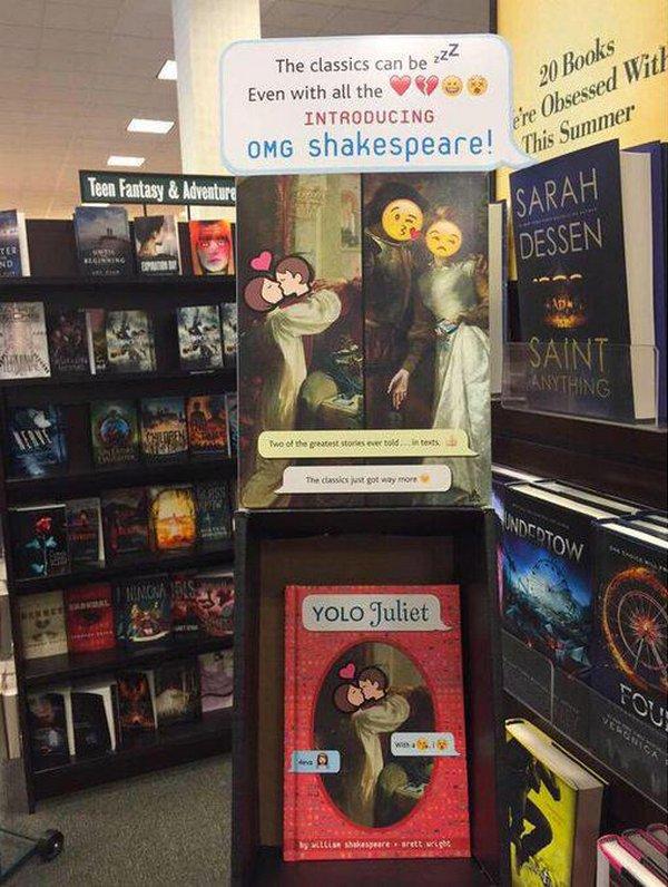 Шекспир в смс-ках