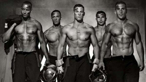 Сексуальные пожарные