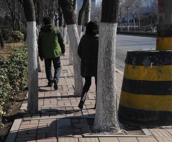 Китайский тротуар