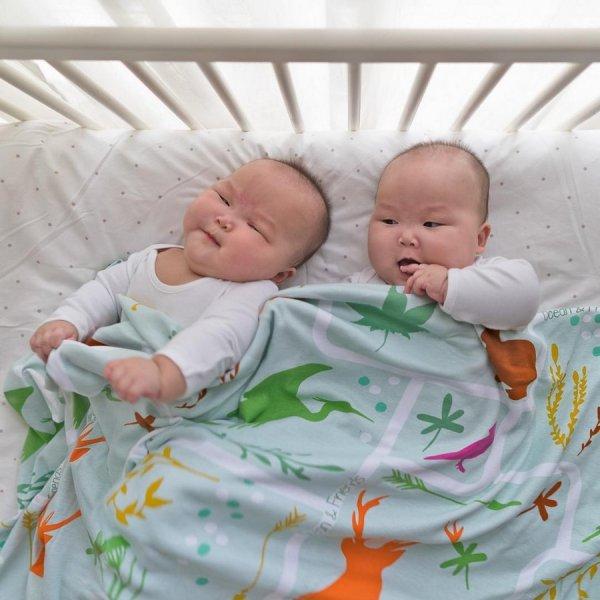 Девочки-близняшки