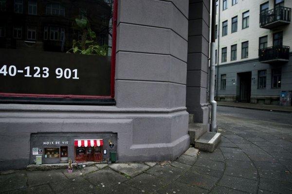 Мышиный магазин