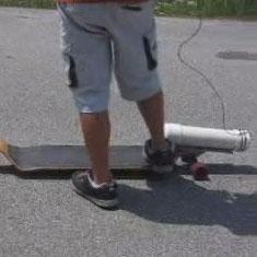 Rocket Board  - Видеоприколы