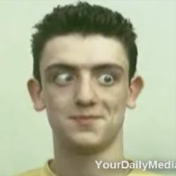Суперпластичное лицо - Видеоприколы