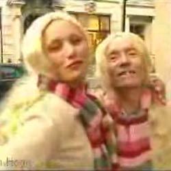 Прекрасная блондинка - Видеоприколы