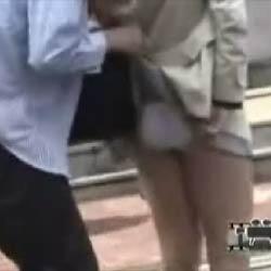 Задираем юбки : Съемки скрытой камерой