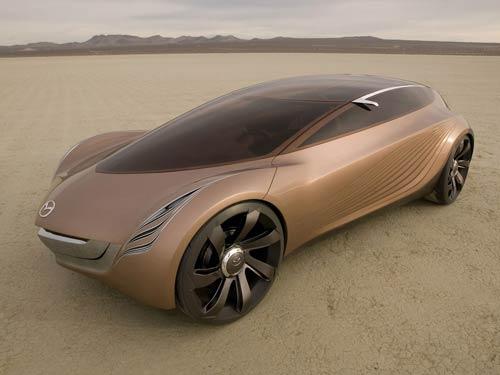 Mazda Nagare Concept : Обои