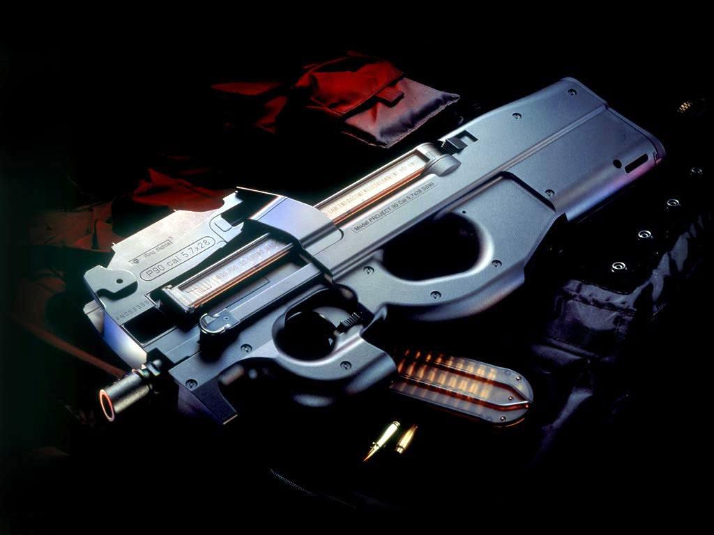 Оружие обои 1024х768